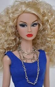 Seeking Doll In Blue Poppy Royalty Poppy