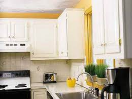 Yellow Kitchen With White Cabinets - download yellow kitchen walls monstermathclub com