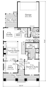 Craftsman Style Homes Floor Plans Craftsman Plan 132 200 Great Bones Could Be Changed To 2