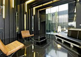 Contemporary Office Interior Design Home Design - Contemporary home office designs