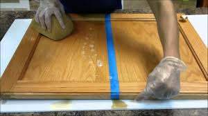 How To Stain Your Kitchen Cabinets by How To Clean Your Cabinets Youtube