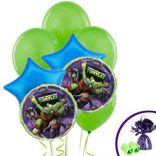 balloon bouquet nickelodeon mutant turtles balloon bouquet