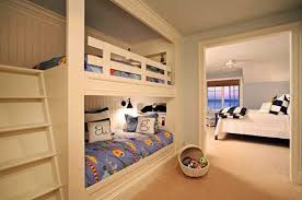 Kids Room Design Ideas With Functional Two Children Bedroom Decor - Kids room style