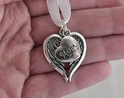 in loving memory charms memorial charm etsy
