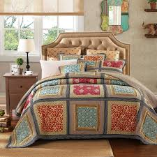 Patchwork Duvet Covers Dada Bedding Reversible Gallery Of Roses Cotton Colorful Patchwork