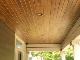 Outdoor Patio Ceiling Ideas by Beaded Vinyl Soffit And Porch Ceiling Various Porch Ceilings