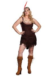 Indian Halloween Costumes Kids Size Pocahontas Costume