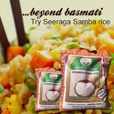 seeraga samba rice in usa your normal pulao can become delicious with ponni boiled rice did