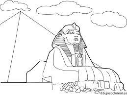 imagenes egipcias para imprimir egipto para colorear y color dibujos sobre egipto para colorear