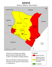 K Map Cdc Malaria Travelers Malaria Information And Prophylaxis