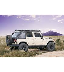 gobi jeep color 2017 jeep jku45 4door stealth rack multi light setup gobi racks