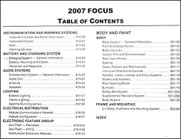2005 ford focus zx4 wiring diagram wiring diagram and schematic