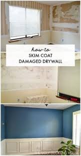Fungicidal Wash For Interior Walls Step By Step Guide To Repairing Drywall Http Www Planitdiy Com