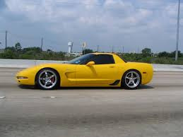 yellow corvette c5 c5 corvette featured in this month s r t used sports cars
