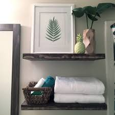 Wooden Shelves For Bathroom Floating Shelves Bathroom Diy Four Wheel Glass Corner Shelf