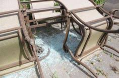 replace glass patio table top with wood broken glass patio tables glass replacement table tops projects