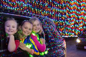 magic of lights daytona tickets brewster auto club speedway lights up for the holidays orange