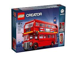 London Bus Interior London Bus 10258 Creator Expert Lego Shop
