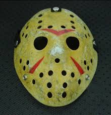 Scary Mask Rare Old Jason Halloween Mask Funny Voorhees Friday The 13th