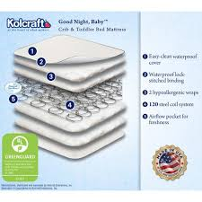 Kolcraft Crib Mattress Reviews Baby Mattress Infant Mattress Baby Kolcraft
