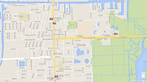 Dania Beach Florida Map by Hotels Cruise Port Everglades At Fort Lauderdale A Free And
