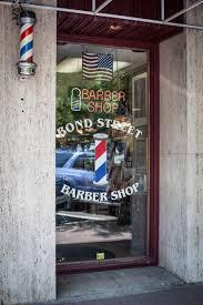bond street barber shop downtown bend