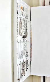 best 25 mirror jewelry storage ideas on pinterest jewelry