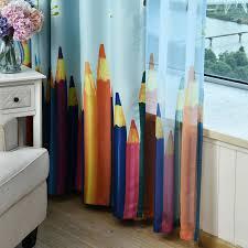isolation chambre bande dessinée arc en crayon peinture écologique cotinas draperies