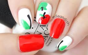 back to apple nails and apple ipad app youtube