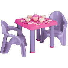 Purple Kids Desk Chair by Plastic Table And Chair Set For Kids 12121