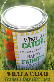 cheap s day gifts what a catch fathers day gift idea with free print on lilluna