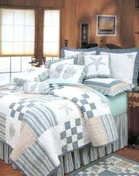 Beach Cottage Bedding Beach House Themed Bedding Beach House Quilts Bedding Beach House
