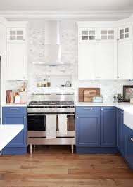 blue and white kitchen ideas blue kitchen white cabinets attractive white and blue kitchen