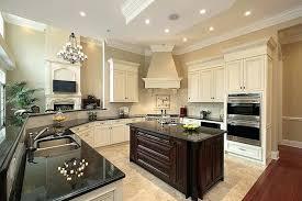 white kitchen with black island white cabinets black island white cabinets black island with white