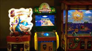 pixel play arcade at disney u0027s art of animation resort youtube