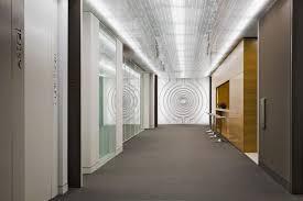 Minimalist Interior Design Innovative Astral Media Office Interior Design By Lemay Associés