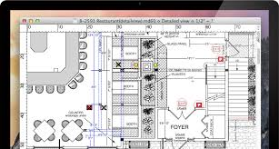 How To Make A Building Plan In Autocad by Macdraft Professional 2d Cad For Mac Microspot Ltd