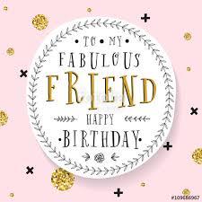 hand lettering birthday greeting card birthday party invitation