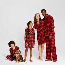 kid s buffalo plaid pajamas target pinteres