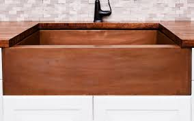 pros and cons of farmhouse sinks pros cons of copper farmhouse sinks coppersmith