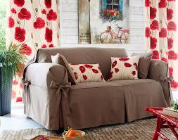 housse canapé et fauteuil housses à nouettes pour fauteuil ou canapé becquet