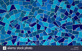 blue mosaic tiled background stock photo royalty free image