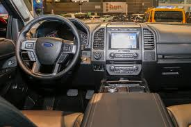 ford bronco 2018 interior 2018 ford expedition first look review bigger but lighter