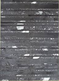 Silver Cowhide Rug Grey Acid Silver Stripes Natural Cowhide Rug From The Cowhide Rugs