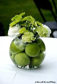 Small Flower Vases Centerpieces Diy Centerpiece