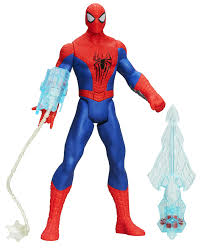 amazing spider man 2 triple attack electronic spider man