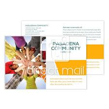 postcard design template based iti direct mail