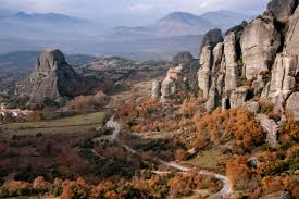 Meteora Greece Map by Meteora Greece Amazing Places