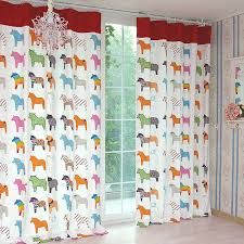 Horse Kitchen Curtains Nice Design Horse Curtains Brilliant Ideas Popular Horse Window