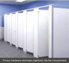Commercial Bathroom Door Commercial Restroom Trend Us Customers Desire More Privacy In